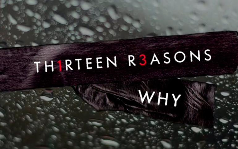 13 reasons hvorfor jeg hater 13 reasons why